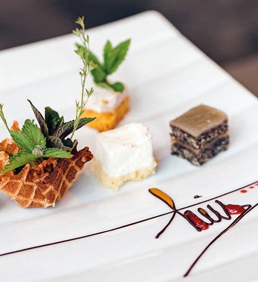 Kulinarium - köstliche Highlights ©Filip Zuan
