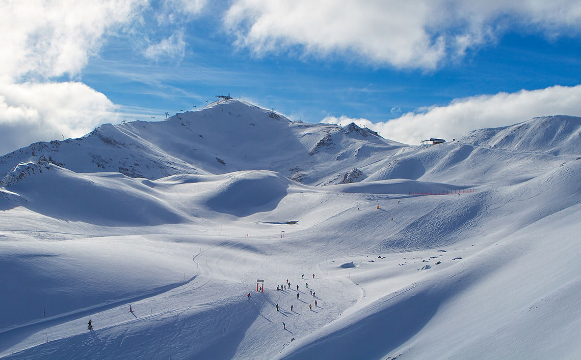 Silvretta Skiarena Samnaun-Ischgl,©Andrea Badrutt
