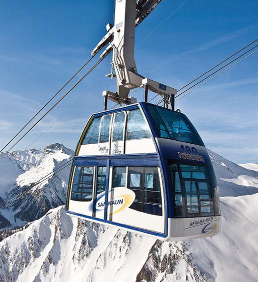 Silvretta Ski-Arena Samnaun/Ischgl