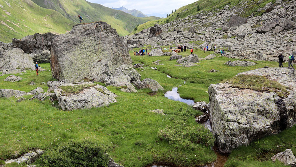 Klettern & Bouldern
