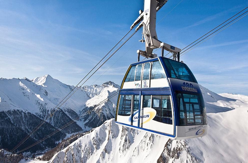 6-Tages-Skipass für Erwachsene in Euro