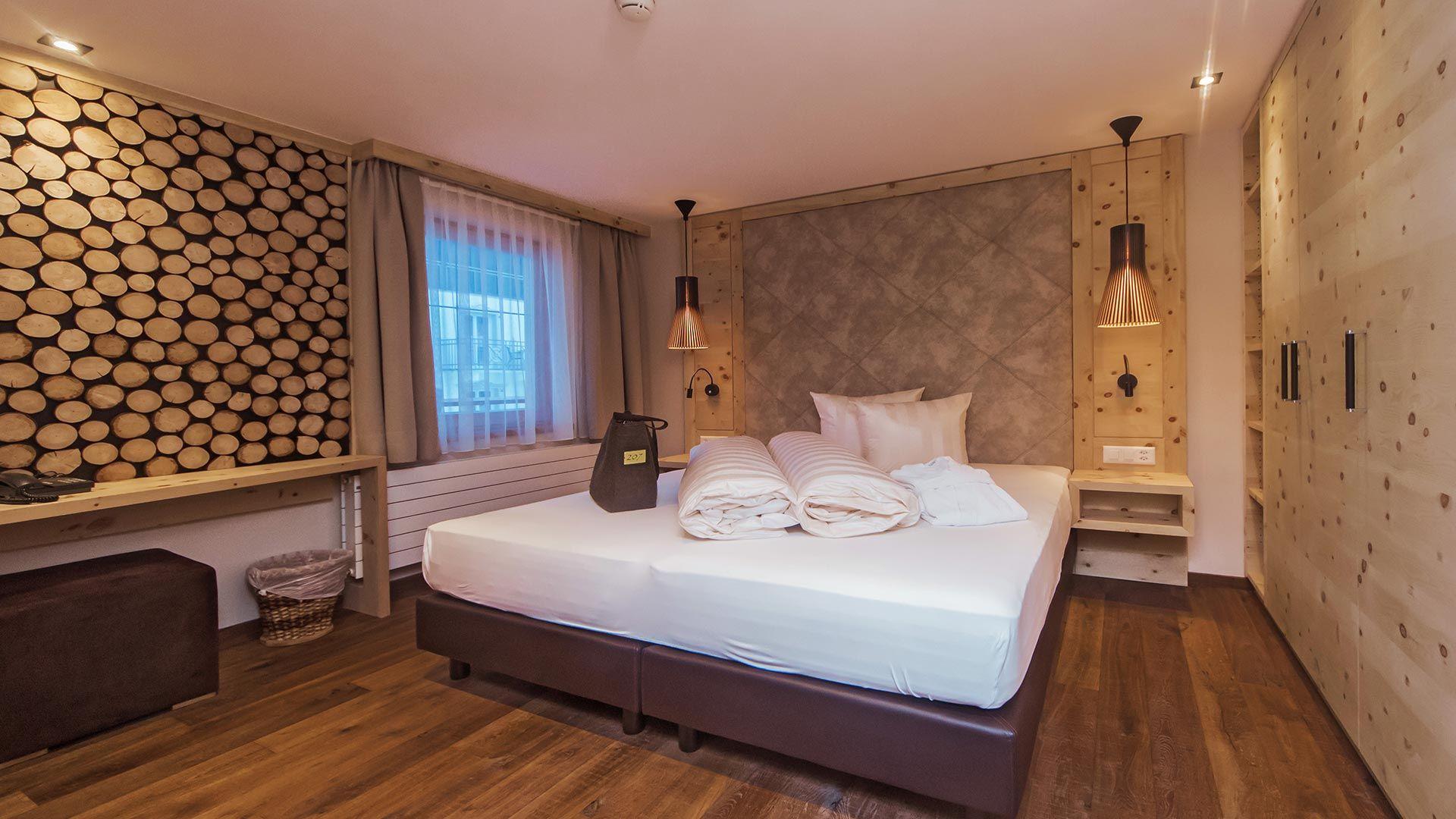Appartement 207 Hotel Des Alpes in Samnaun, ©Des Alpes