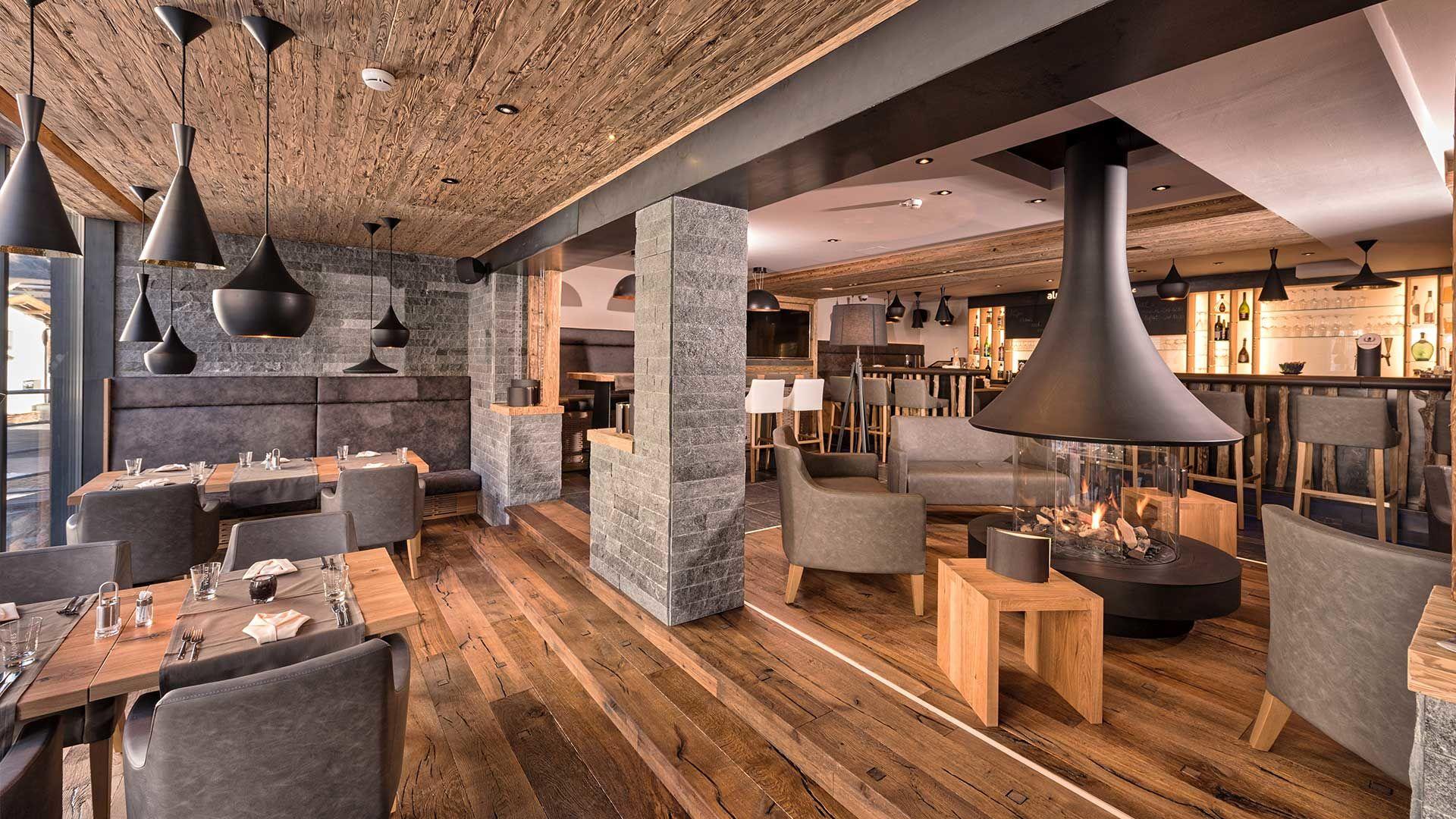 Perfekter Ort zum Geniessen  Welcome Hotel Des Alpes