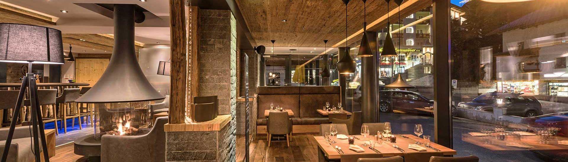 VIP Lounge ALPS - geniessen Sie Gourmet-Speisen in angenehmer Atmosphäre - in einzigartigem Design und Ambiente