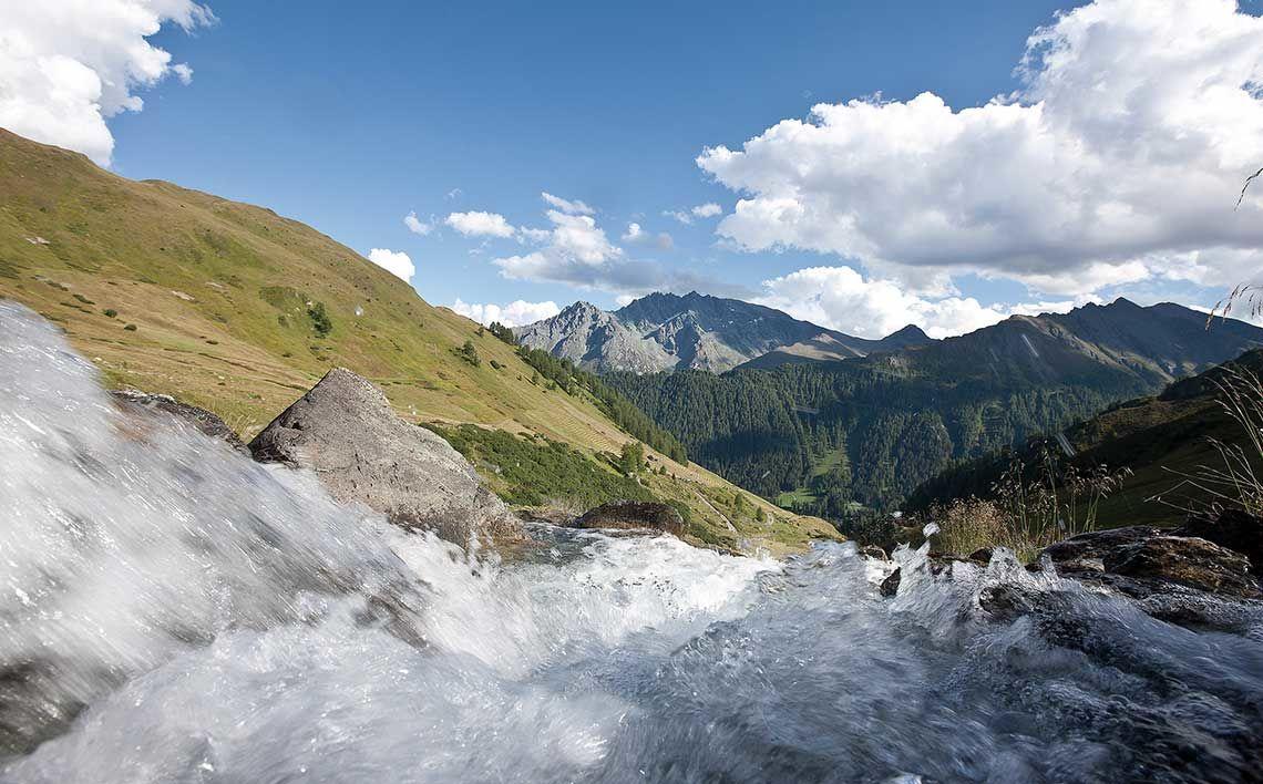 alpine Landschaft, ©Andrea Badrutt