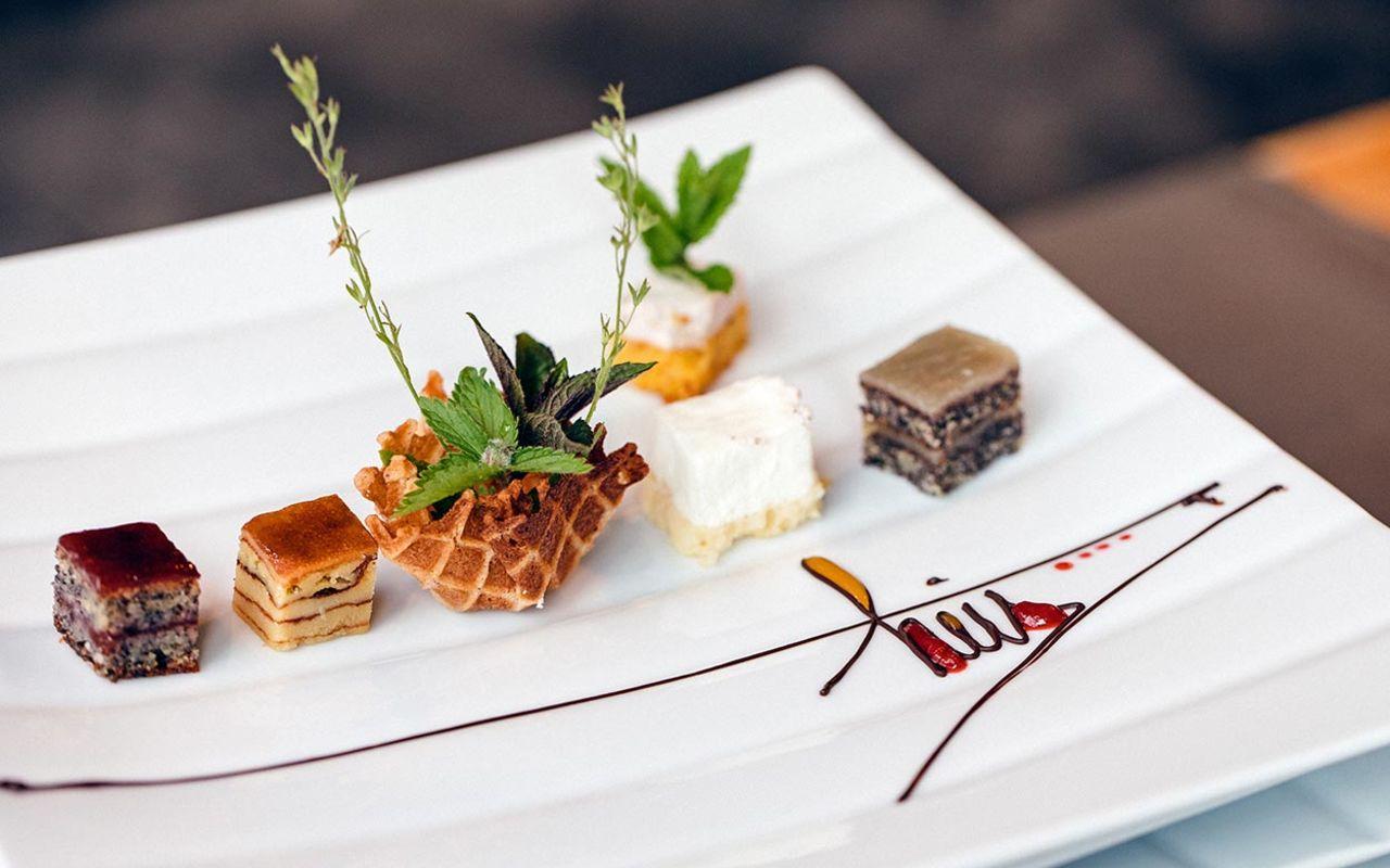 Gourmet Deluxe, inkl. Halbpension & Kurtaxe