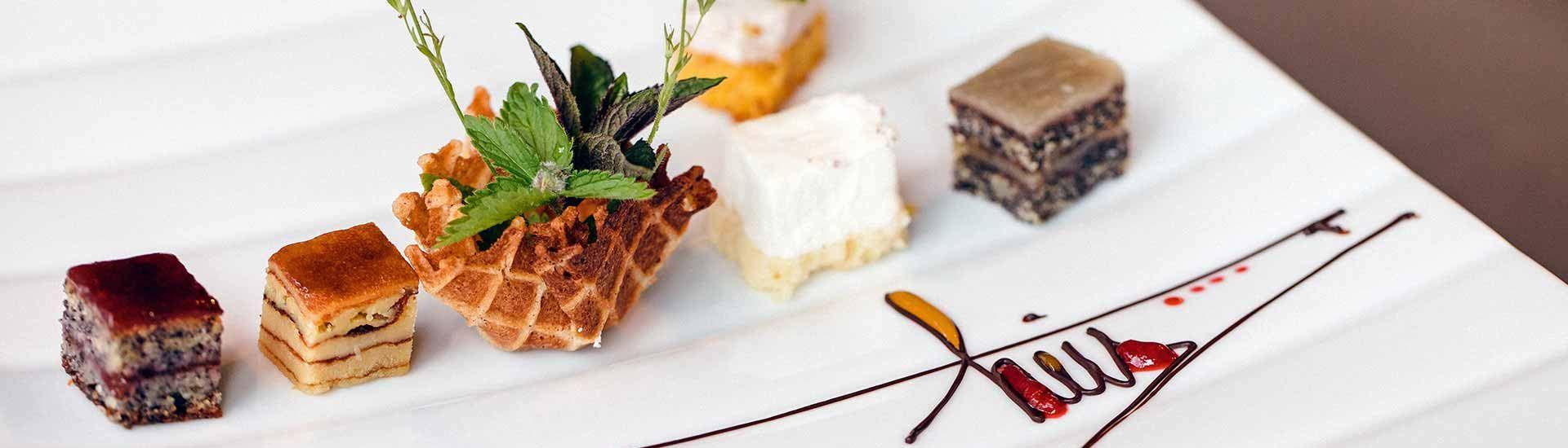 Kulinarisches im Hotel Des Alpes