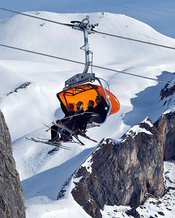 Bergbahnen ©Andrea Badrutt