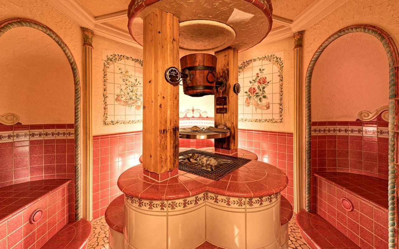 Kräuterdampfbad - mit ätherischen Ölen