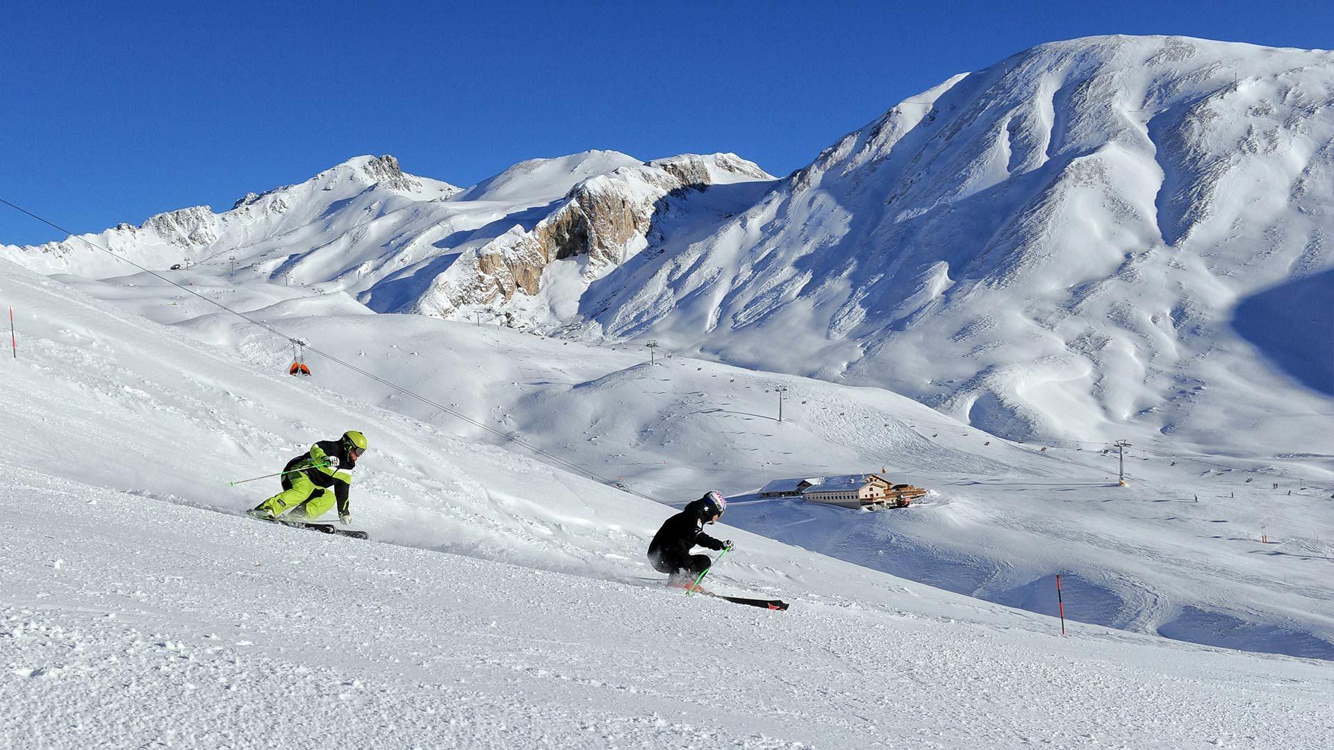 Sichere Wintersaison 20/21 Skiarena  Samnaun-Ischgl