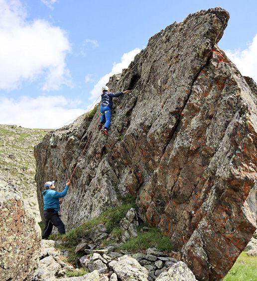 auf der Alp Trida
