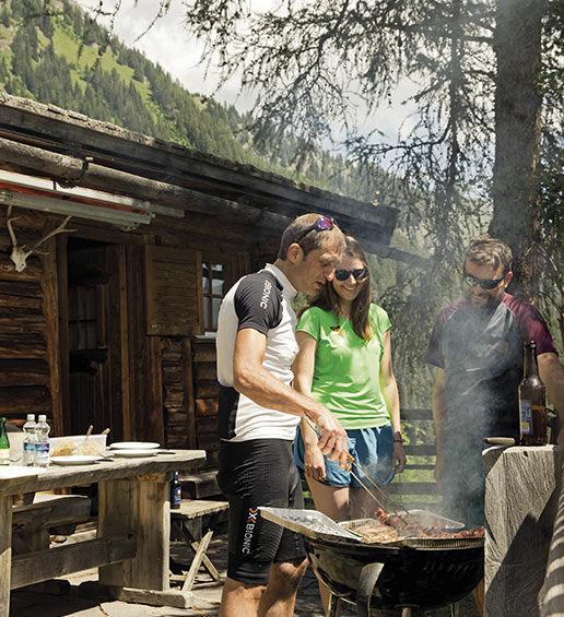 VIP Lounge alp kitchen and more, ©Des Alpes
