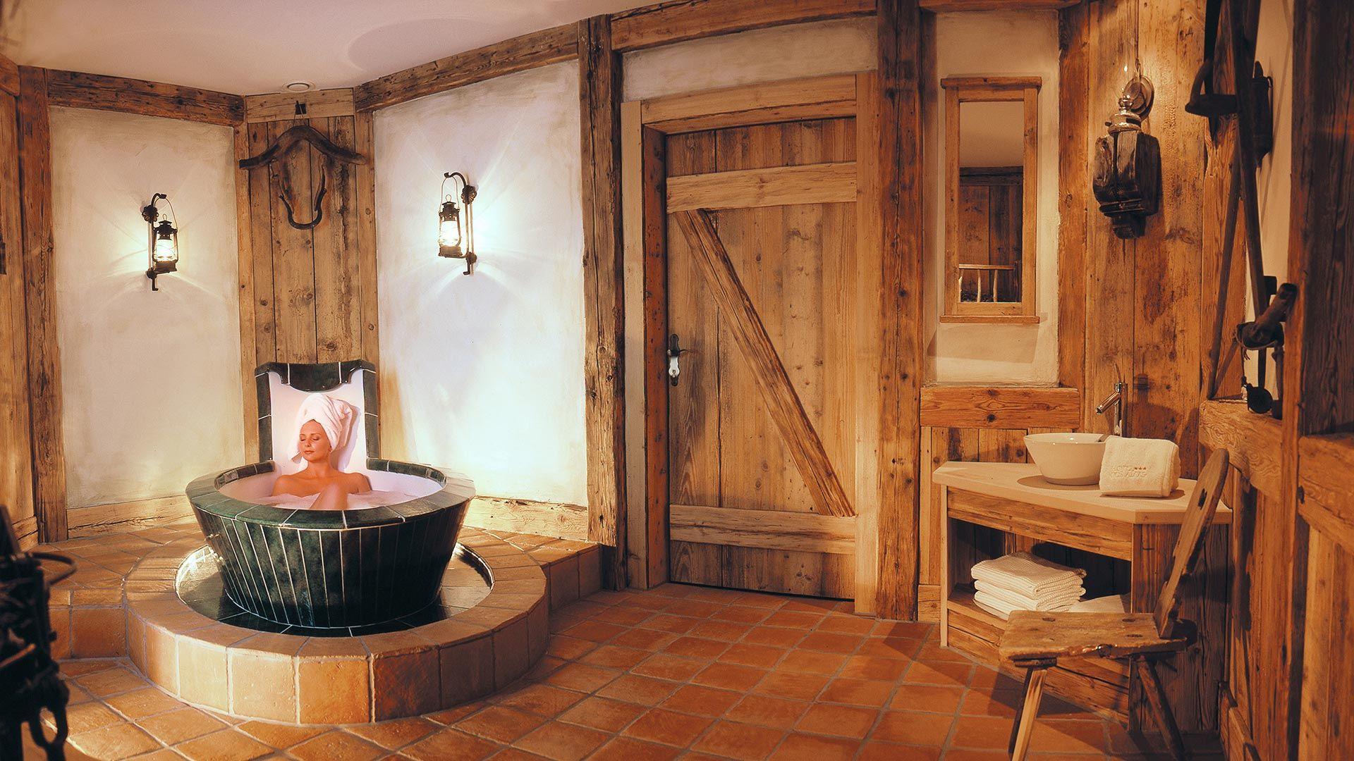 Erholung - Ruhe - Entspannung  Wellness im Des Alpes