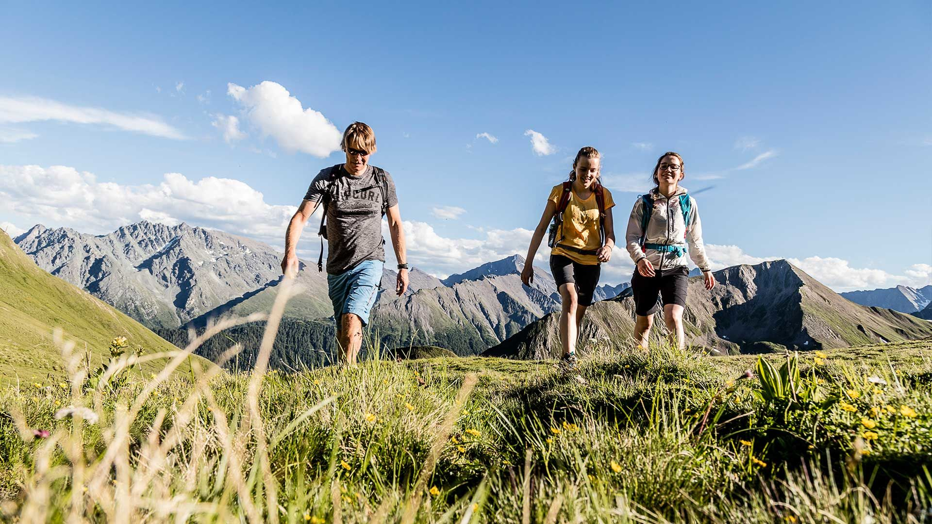 Gipfel zum Anfassen nah Natur hautnah erleben