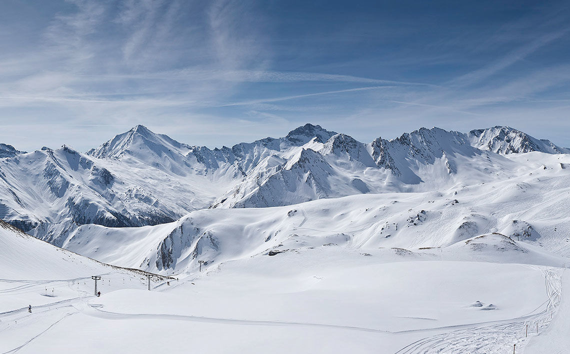 Silvretta Skiarena Samnaun-Ischgl, ©Andrea Badrutt