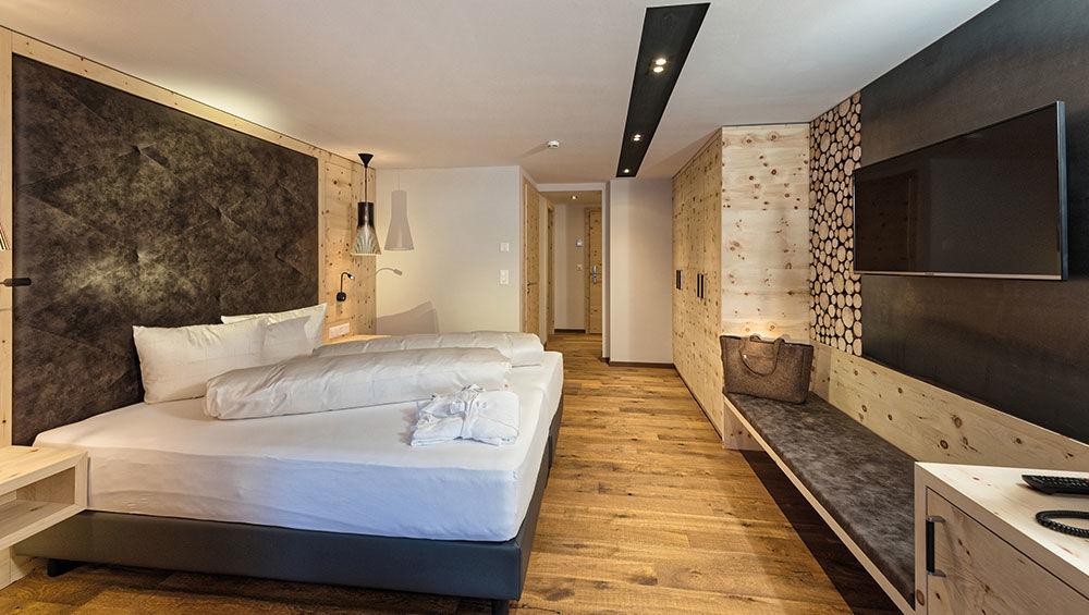 Appartement im Hotel Des Alpes ©Des Alpes