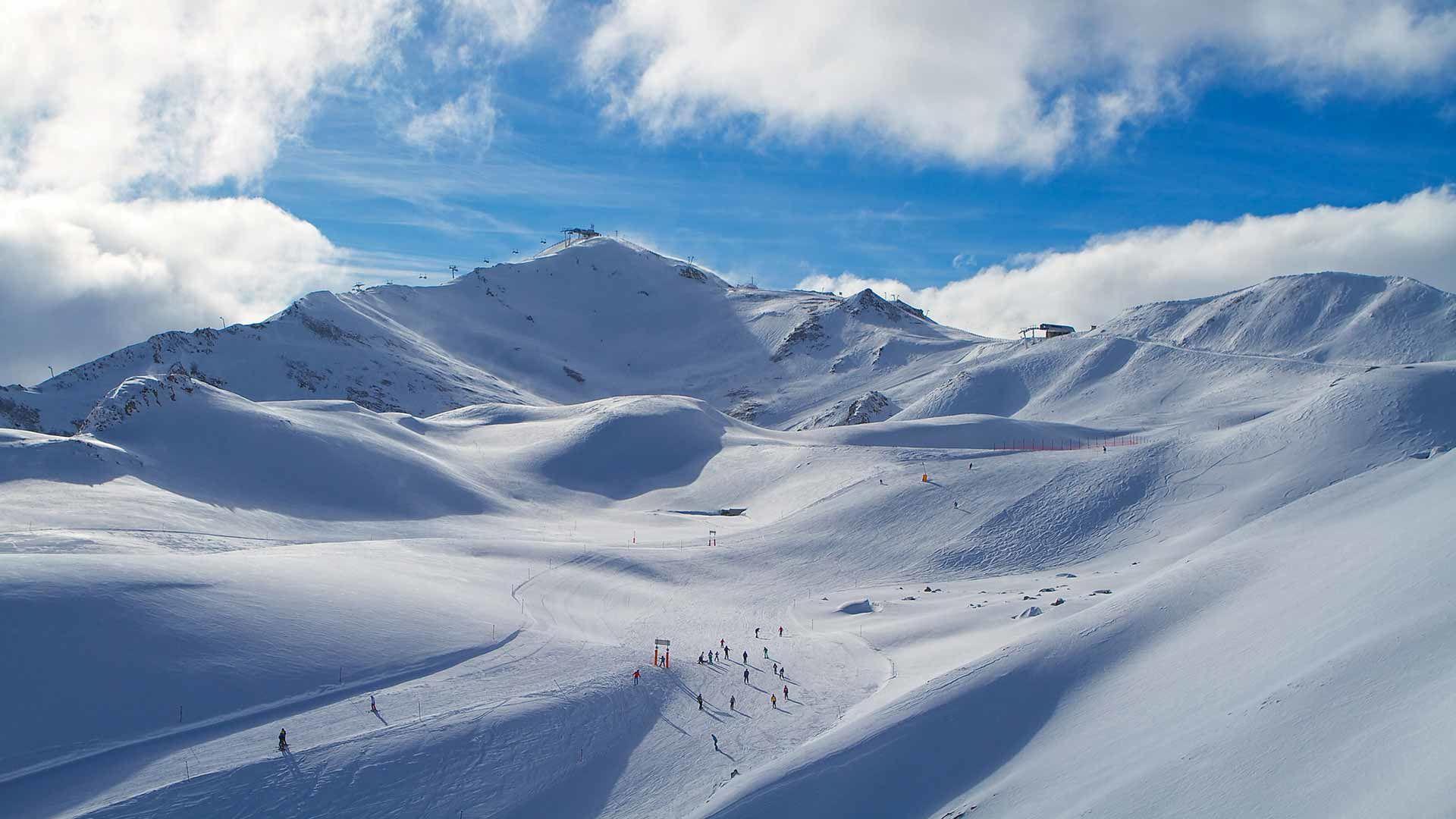 prämiert und ausgezeichnet Hinein ins Schneevergnügen