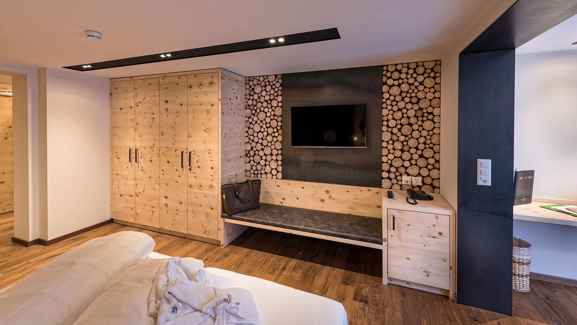 Appartement 104 Hotel Des Alpes in Samnaun ©Des Alpes