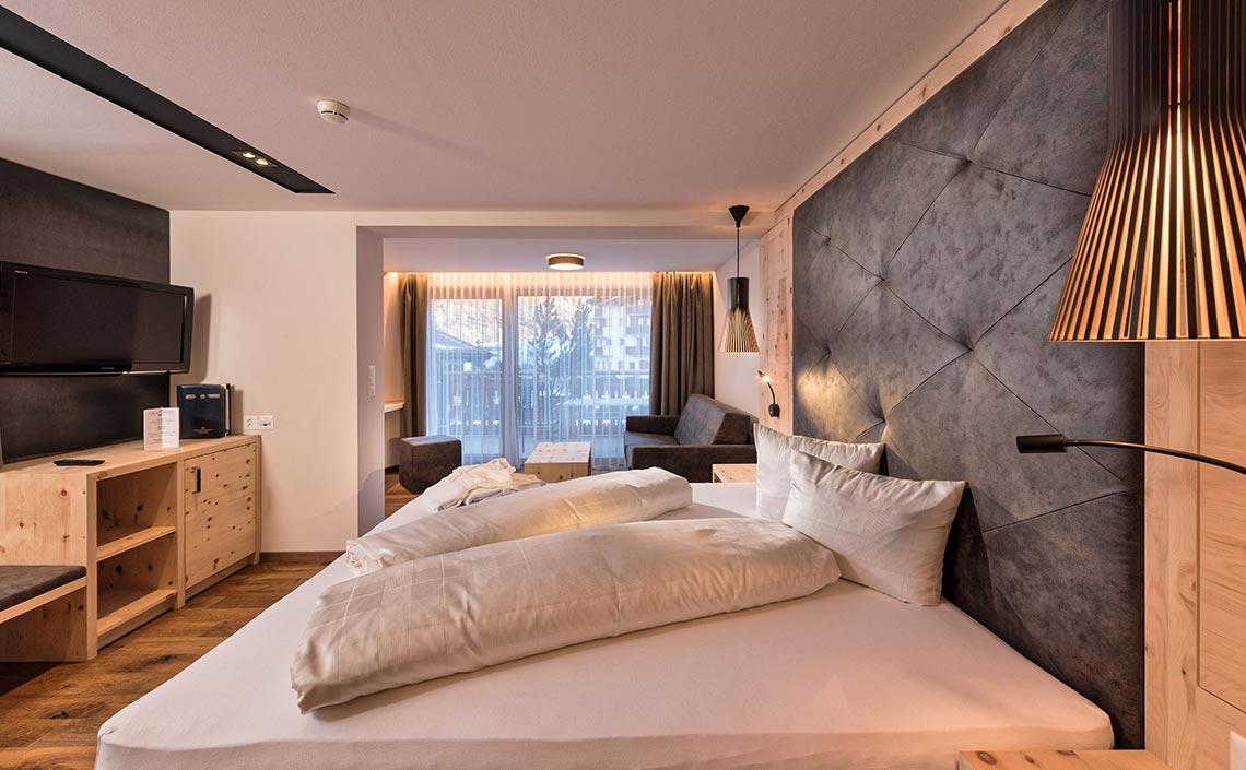 Junior Suite 2 Personen, ©Des Alpes